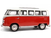 1:18 Scale 1962 VW Microbus - 12531