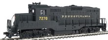 HO Gauge Trainline EMD GP9M Pennsylvania Railroad #7270 Standard DC - 931-130