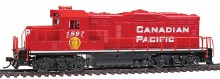 HO Scale EMD GP9M Canadian Pacific #1597 Standard DC - 931-135