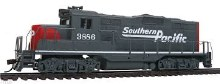 HO Scale EMD GP9M Southern Pacific #3886 Standard DC - 931-142