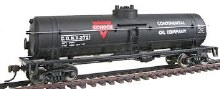 HO Scale 40' Tank Car Conoco - 931-1614