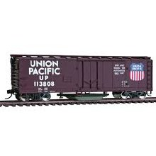 HO Scale 40' Plug-Door Track Cleaning Boxcar - 931-1756