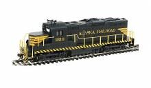 HO Gauge EMD GP9M Alaska Railroad #1810 Standard DC - 931-450