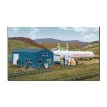 HO Gauge Central Gas & Supply Plastic Kit - 933-3011