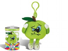 Sour Saul Green Apple Scented Backpack Clip