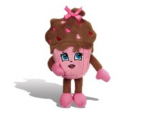Shirley Sweet Chocolate Cupcake Scented Super Sniffer