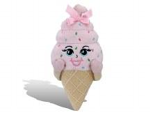 Shirley Cone Strawberry Ice Cream Scented Super Sniffer