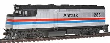 HO Gauge Trainline EMD F40PH Amtrak Phase II Standard DC - 931-341