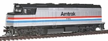 HO Gauge Trainline EMD F40PH Amtrak Phase III Standard DC - 931-342