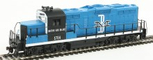 HO Gauge Trainline EMD GP9M Boston & Maine #1754 Standard DC - 931-451
