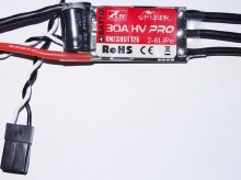 Spider Pro 30A HV Opto 2-6s F390