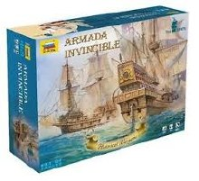 1:350 Scale Wargames Armada Invincible (AoT) - 6505