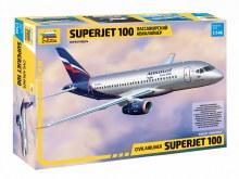 1:144 Scale Civil Airliner Superjet 100 - ZV7009