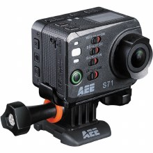 SS71 16MP 4K Wi-Fi Action Camera - AEES71PLUS