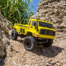 1:24 ECX Barrage Sacler UV RTR (Yellow) - ECX00019T2