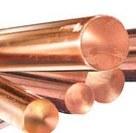 "Soft Copper Rod 1/16 + 3/32 x 12"" - KS5071"