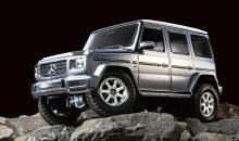 1:10 Tamiya G 500 Mercedes Benz (CC-02 Chassis) Kit - T58675