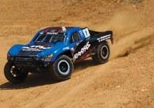 1:10 Traxxas Slash 2WD VXL w/TSM (Blue) - 58076-4BLUE