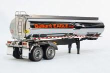 1:14 Tractor Truck Fuel Tanker Trailer Gallant Eagle Kit - T56333