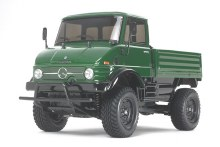 1:10 Mercedes-Benz Unimog 406 (CC-01 Chassis) Assembly Kit - 58457