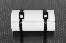 1/10 White Sleeping Mats w/straps (2) - Z-S1298
