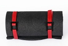 1/10 Black Sleeping Mats w/straps (2) - Z-S1302