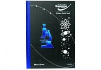 A4 128PG SCIENCE HARDBACK