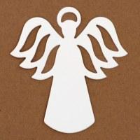 ANGELS WHITE CARD 15 PER PACK