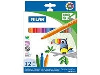 MARKERS COLOURING BOX 12 R631