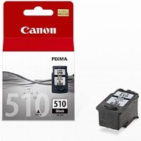 CANON 510 BLACK INK CARTRIDGE
