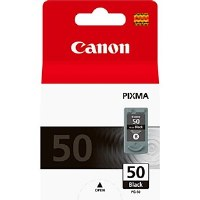 CANON 50 BLACK CARTRIDGE