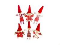 CHRISTMAS ELF KIDS 5PCS