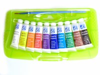 COLOR & CO PAINT CASE 10 TUBE