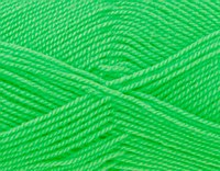 DOLLYMIX  WOOL GREEN 25GM