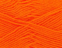 DOLLYMIX  WOOL ORANGE 25GM