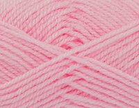 DOLLYMIX  WOOL PINK 25GM