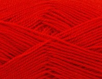 DOLLYMIX  WOOL RED 25GM