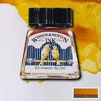 DRAWING INK CANARY YELLOW