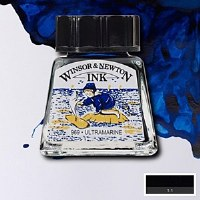 DRAWING INK ULTRAMARINE 14ML