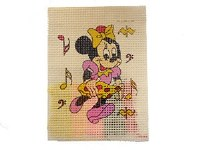 EMBROIDERY MINNIE MOUSE