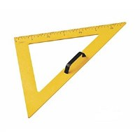 SET SQUARE 45 DEG BLACKBOARD