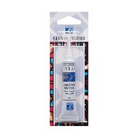 GLASS OUTLINER SILVER20ML