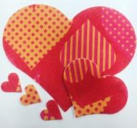 HEART FELT HEARTS ASSORTED
