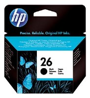 HP 26 D/JET 540/560C BLACK