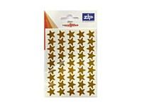 LABELS GOLD STARS 120 PER PACK