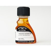 LINSEED OIL THICKENED 75ML