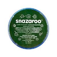 SNAZAROO DARK GREEN 18ML