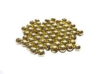 GOLD BEADS 10MM 60 PER PACK