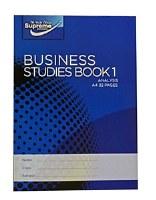 BUSINESS RECORD BK1 SUPREME