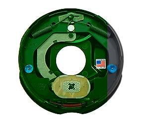 Brake 10  X 2-1/4  LH Elec
